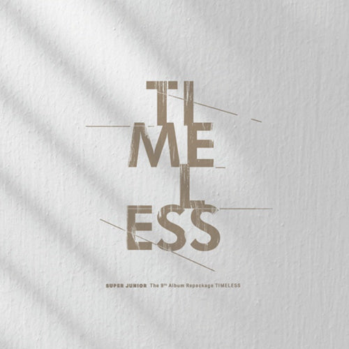 Super Junior - 'TIMELESS' - Vol. 9 Repackage - J-Store Online
