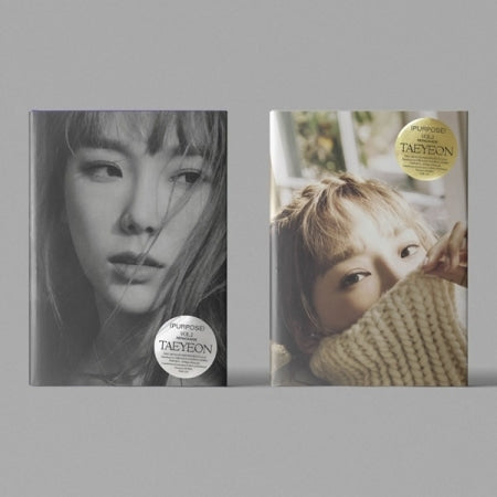 Taeyeon - Purpose - Album Vol.2 Repackage