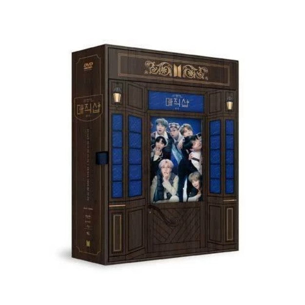 BTS - BTS 5th Muster (Magic Shop) - DVD - Pre-Order - J-Store Online