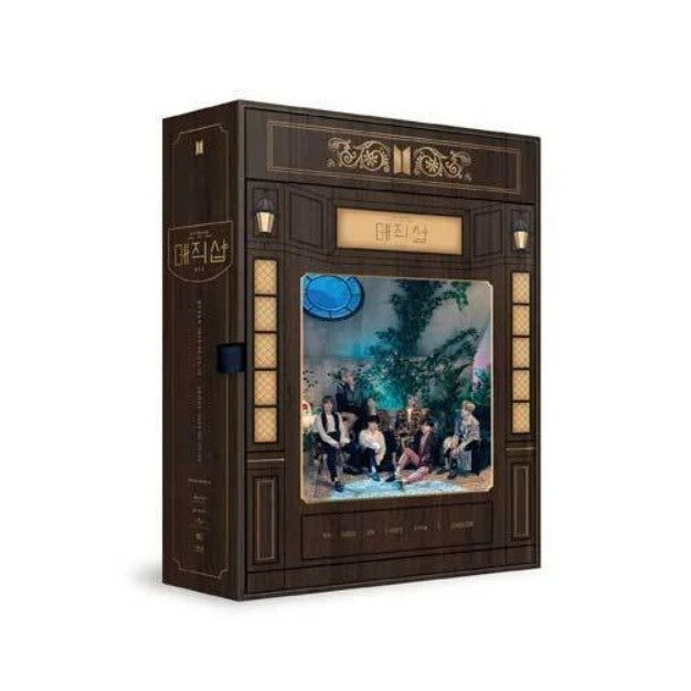 BTS - BTS 5th Muster (Magic Shop) - Blu Ray - J-Store Online