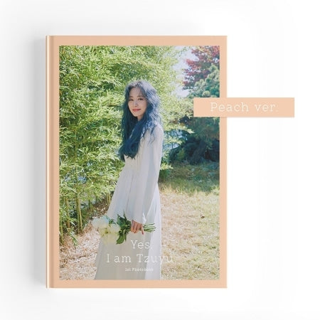 TZUYU - Yes, I am TZUYU (TWICE) - 1st Photobook - Pre-Order - J-Store Online