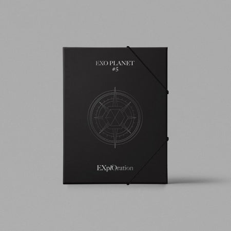 EXO - EXO Planet #5 - Exploration Photobook & Live Album - Pre-Order