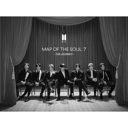 BTS - Map Of The Soul: 7- The Journey (BTS 4th Japan Album) - Pre-Order - J-Store Online