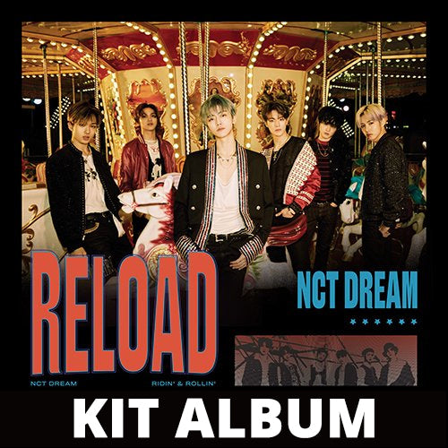 NCT Dream - Reload Kit Album - Pre-Order