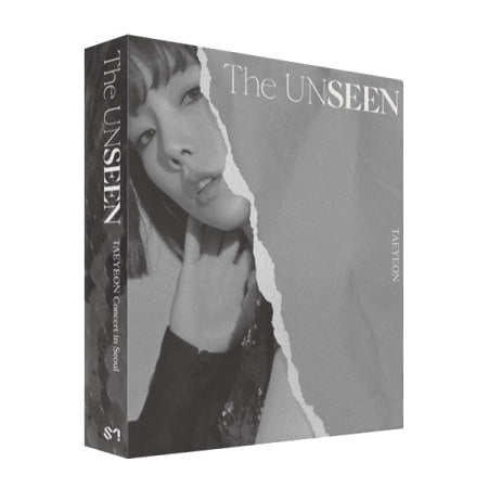 Taeyeon - Taeyeon Concert [THE UNSEEN] Kit Video + Photo Book - Pre-Order