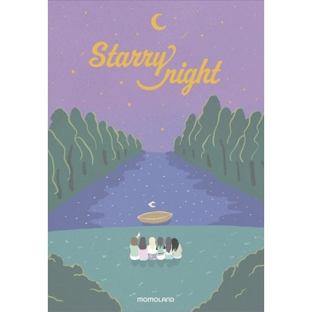 Momoland - Starry Night - Special Album - J-Store Online
