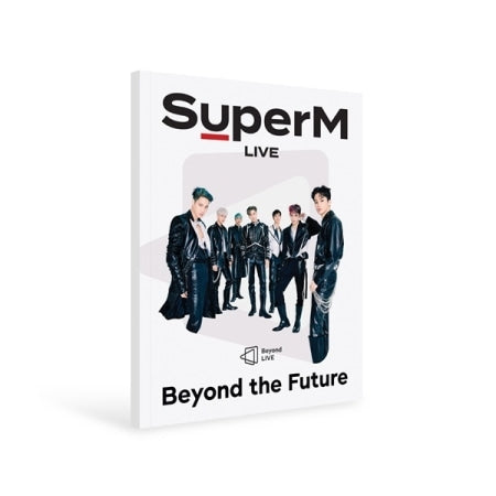 SuperM - Beyond The Future: Beyond Live Brochure Photobook - Pre-Order - J-Store Online