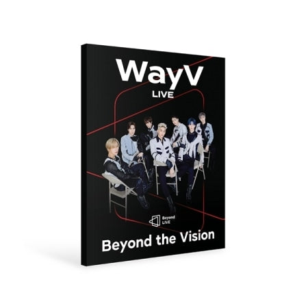 WAYV - Beyond The Future: Beyond Live Brochure Photobook - Pre-Order - J-Store Online