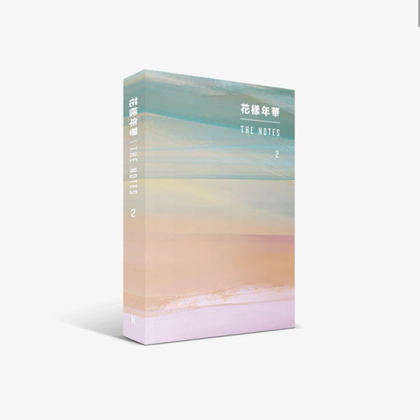 BTS - The Notes (2) - The Most Beautiful Moment in Life (Korean Version) - Pre-Order - J-Store Online
