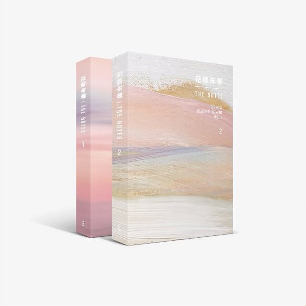 BTS - The Notes (1 + 2) - The Most Beautiful Moment in Life (English Version) - Pre-Order - J-Store Online