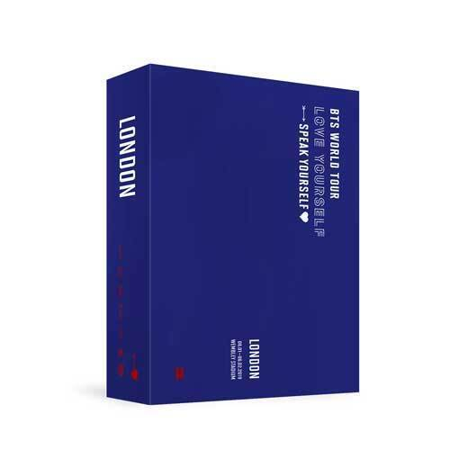 BTS - Love Yourself Speak Yourself : London - 2 DVDs - Pre-Order