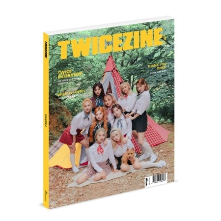 TWICE - TWICEZINE Volume 2