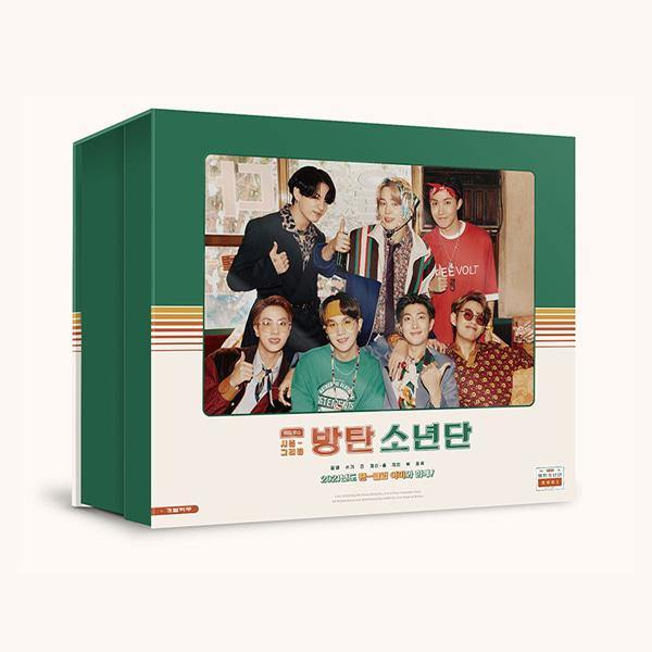 BTS - BTS 2021 Season's Greetings