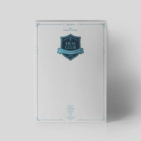 The Boyz - 2021 Season's Greetings - Film Club - Pre-Order