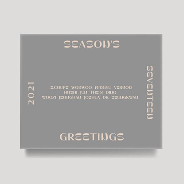 SEVENTEEN - 2021 Season's Greetings - Pre-Order