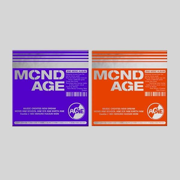 MCND - MCND Age (Laden)