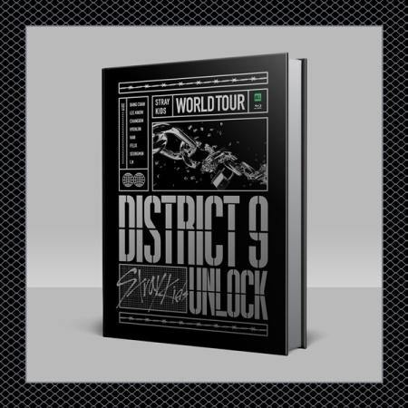 Stray Kids - World Tour 'District 9 : Unlock' in SEOUL BLU-RAY - Pre-Order