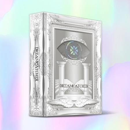 Dreamcatcher - Dystopia: Road To Utopia - D Version (Limited Edition) - Silver - Pre-Order