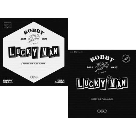 BOBBY - Lucky Man (2nd Full Album) - Pre-Order