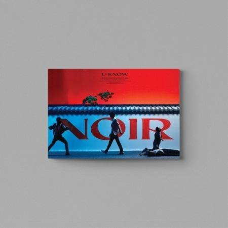 U-KNOW - Noir - Uncut Version (2nd Mini Album) - Pre-Order