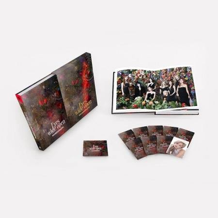 TWICE - Twice Monograph (Eyes Wide Open) - Limited Edition Photobook - Pre-Order