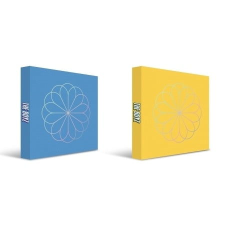 The Boyz - Bloom Bloom (2nd Single Album) - Pre-Order