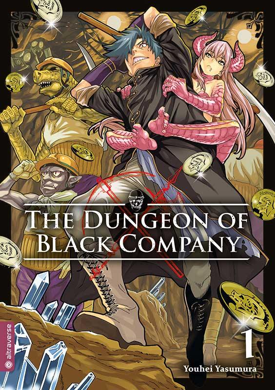 The Dungeon of Black Company - Band 01
