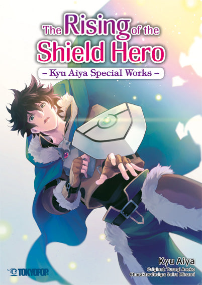 Rising of the Shield Hero – Kyu Aiya Special Works