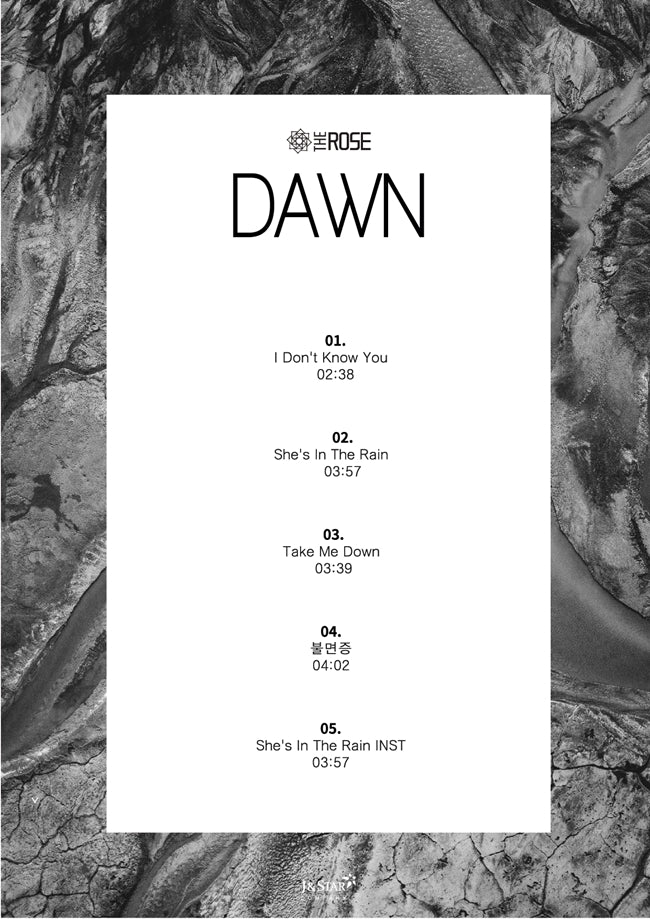 The Rose - Dawn (2nd Mini Album) - J-Store Online