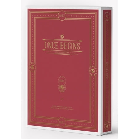 Twice - Twice Fanmeeting (Once Begins) - 2 DVDs - jetzt lieferbar