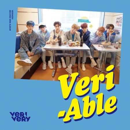 Verivery - Veri-able - Jetzt lieferbar