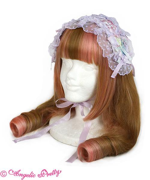 ANGELIC PRETTY - Flower Egg Garden Headdress - J-Store Online