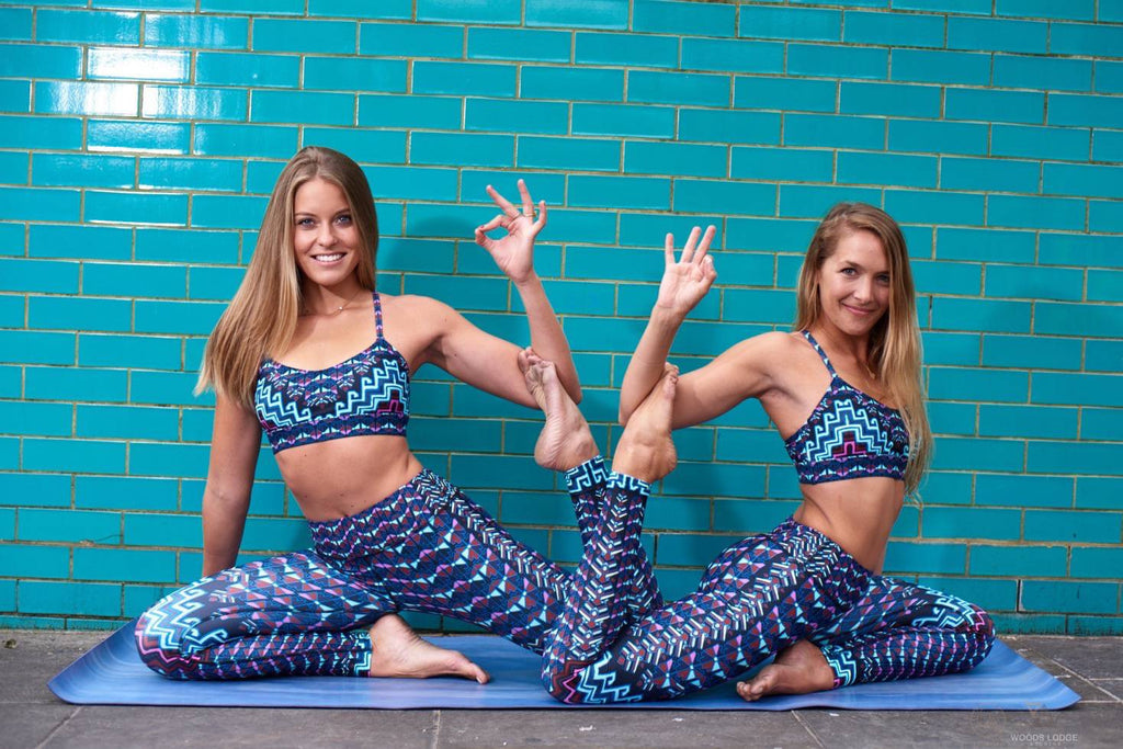 Kat Harding Yoga and Lorena Kastner
