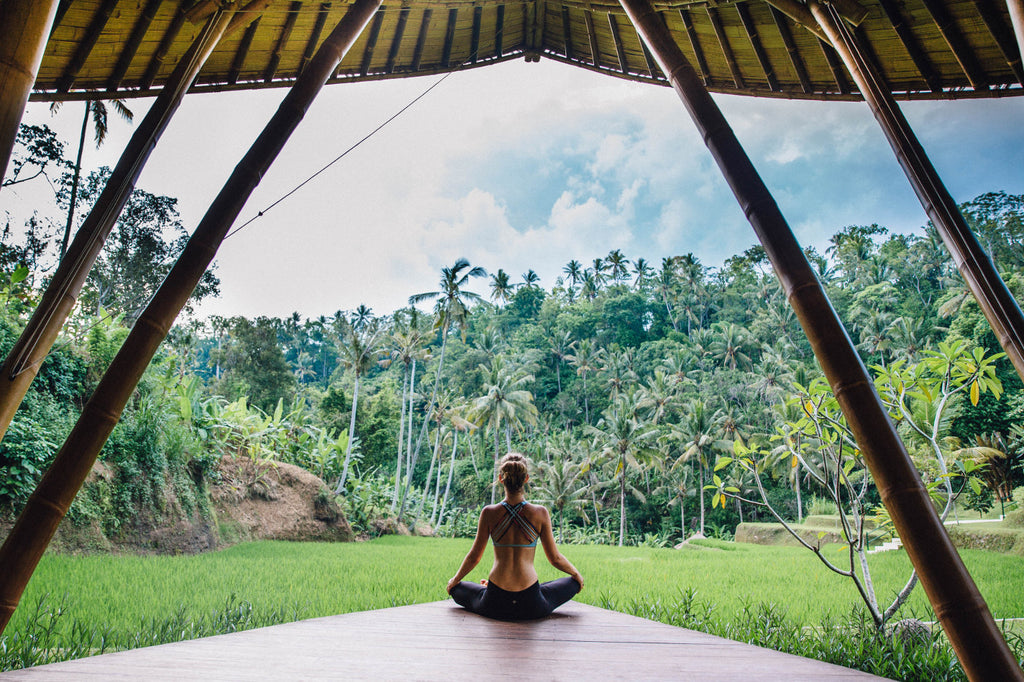 Polkadot Passport at Supernomad - Nicola Easterby at Four Seasons Sayan - Ubud, Bali, Indonesia