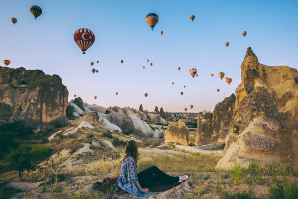 Polkadot Passport at Supernomad - Turkey - Cappadocia