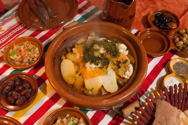 Sophee Smiles - At Home in Morocco - Moroccan Food