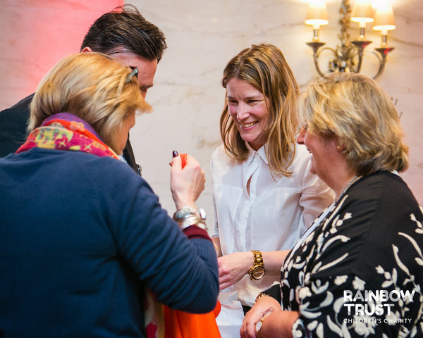Sonja Healy of Supernomad at the Trust in Fashion Event 2016 - Rainbow Trust