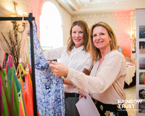 Sonja Healy from Supernomad at the Trust in Fashion Event 2016 - Rainbow Trust