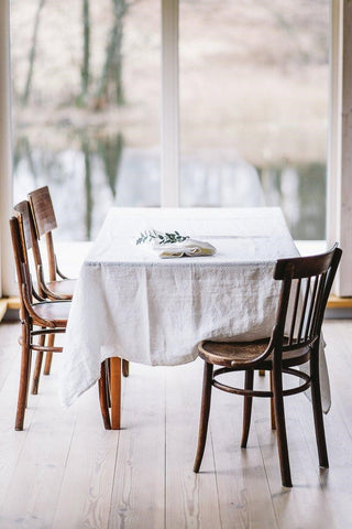 How to Iron Table Cloth