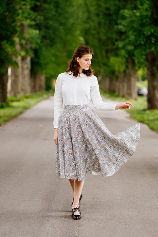 Classic Skirt, Wild Meadow
