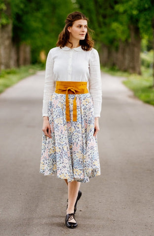 Ribbon Belt, Marigold