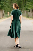 Martha Bag, Natural Linen