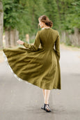 Ribbon Belt, Picnic Blue