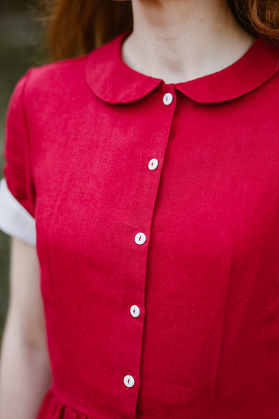 Ruth Bag, Natural Linen