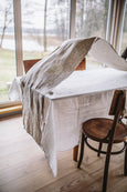 Linen Table Runner, Natural