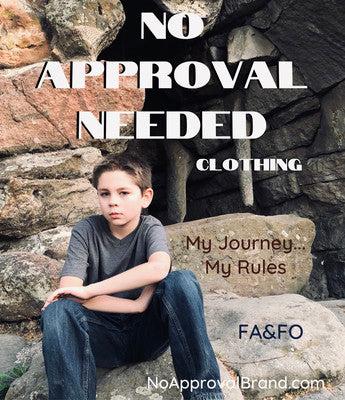 No Approval Needed Clothing