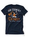 Detroit Job Country Tee