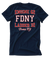 FDNY 62 Engine & 32 Truck House Tee