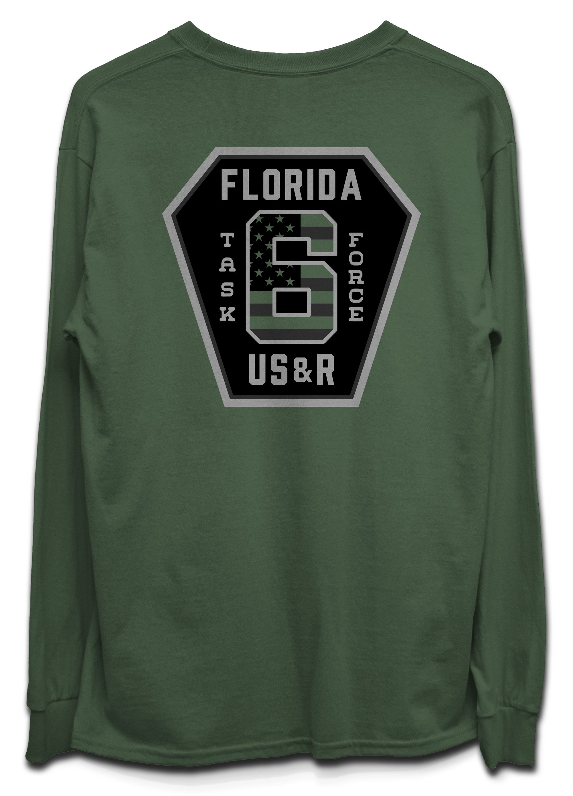 Florida Task Force 6 Long Sleeve
