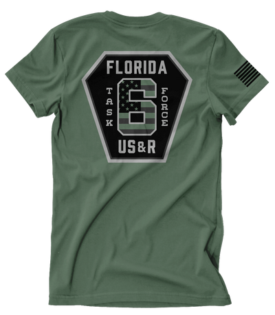 Florida Task Force 6 Tee